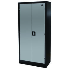 Metal Tall Cabinet  - 1.6m, , scaau_hi-res