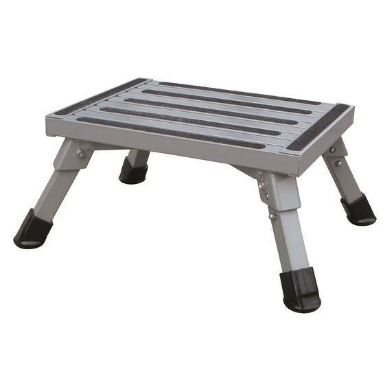 SCA Folding Step, Aluminium - 250kg, , scaau_hi-res