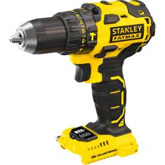 Stanley FatMax Brushless Hammer Drill Bare Unit - 18V, , scaau_hi-res