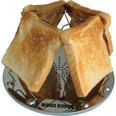 Ridge Ryder Camp Toaster - 4 Slice, , scaau_hi-res