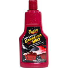 Meguiar's Deep Crystal Carnauba Wax 473mL, , scaau_hi-res