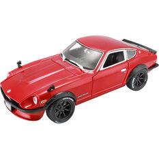Die Cast, 1971 Datsun 240Z - 1:18 scale model, , scaau_hi-res