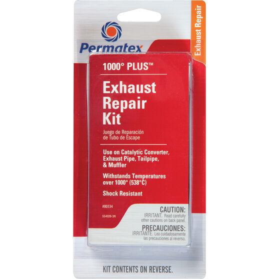 Permatex 1000 Degree Plus Exhaust Repair Kit, , scaau_hi-res