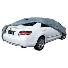 Car Cover - Gold Protection, Waterproof, Suits Large Vehicles, , scaau_hi-res