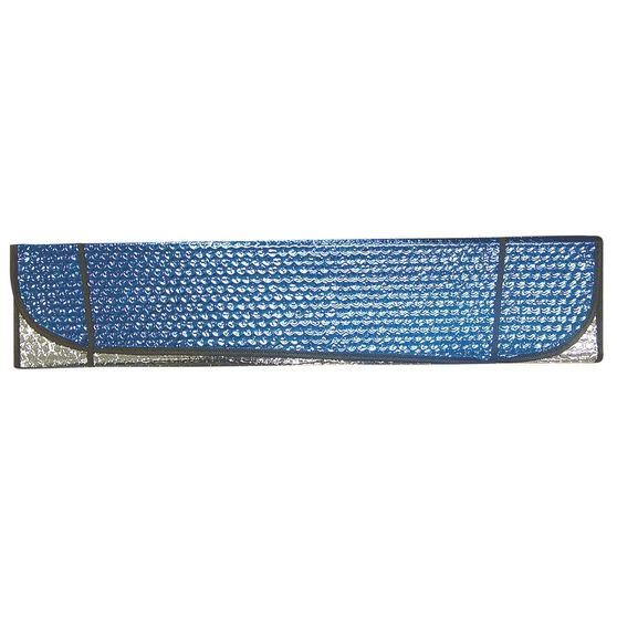 SCA Bubble Sunshade Blue Accordion Front, , scaau_hi-res