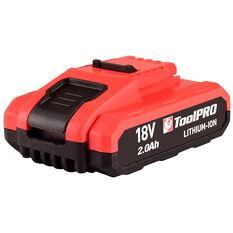 ToolPro Battery Pack - 18V, 2Ah, , scaau_hi-res