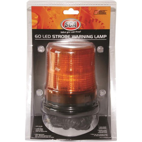 SCA Warning Lamp - 60 LED, 10-30V, , scaau_hi-res