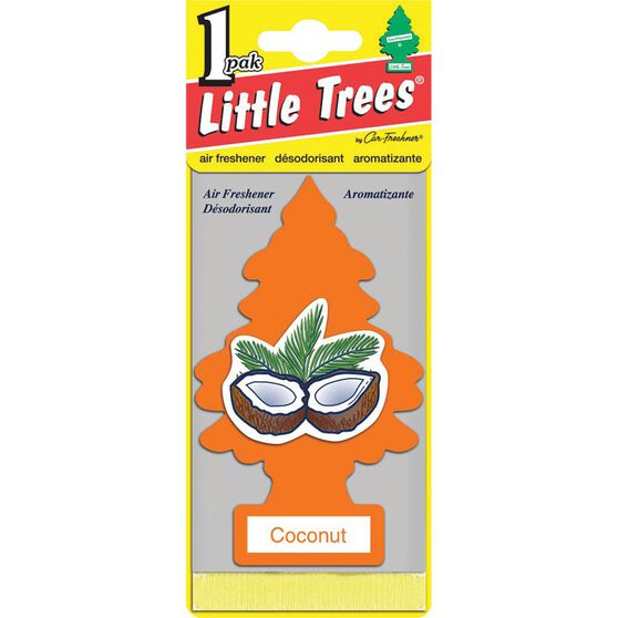 Little Trees Air Freshener - Coconut, , scaau_hi-res