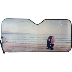Beach Sunshade - Fashion, Accordion, Front, , scaau_hi-res