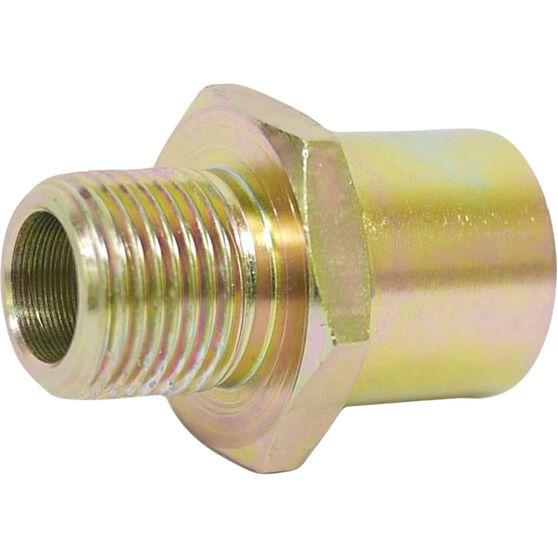 SAAS Oil Filter Sandwich Plate Bolt - Oil Filter, 13/16, , scaau_hi-res