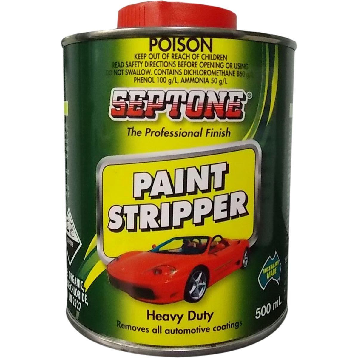 Automotive paint stripper