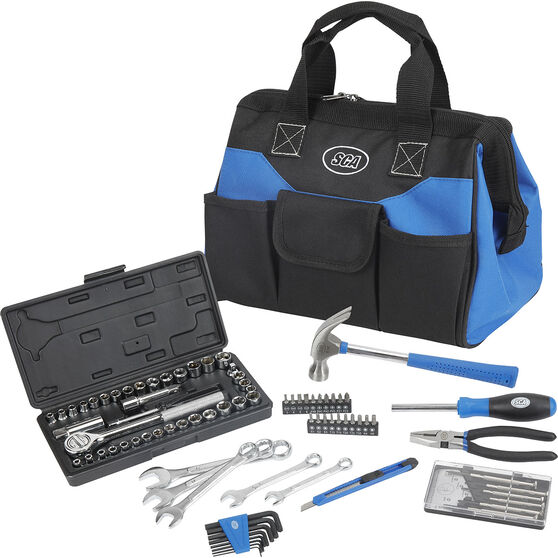 SCA Tool Bag Kit 85 Piece, , scaau_hi-res