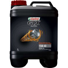 GTX Diesel Engine Oil - 15W-40, 10 Litre, , scaau_hi-res