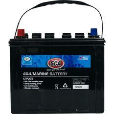 4WD Battery - SNS70, 490 CCA, , scaau_hi-res