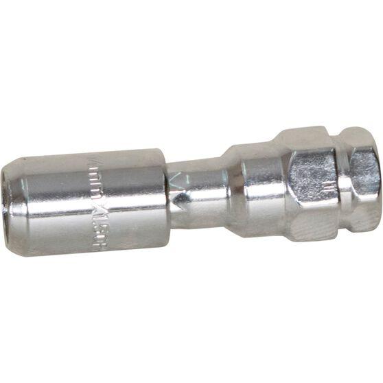 Calibre Wheel Nuts, Tapered Slim, Chrome - SLIMN14150, 14mm x 1.50mm, , scaau_hi-res