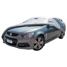 Car Cover - Gold Protection, Waterproof, Suits Extra Large Vehicles, , scaau_hi-res