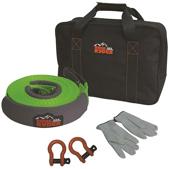 Ridge Ryder SUV Snatch Kit, , scaau_hi-res