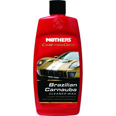 Mothers California Gold Brazilian Carnauba Cleaner Wax - 473mL, , scaau_hi-res