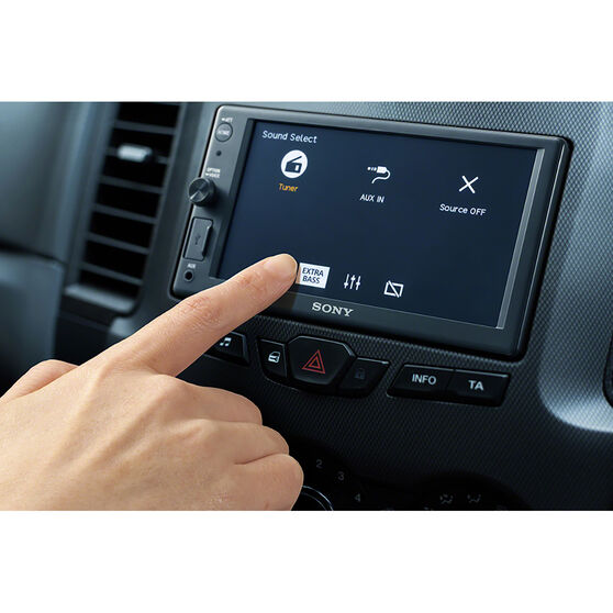 Sony Apple Carplay Digital Media Player XAVAX1000, , scaau_hi-res