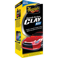 Meguiar's Smooth Surface Clay Bar Kit, , scaau_hi-res
