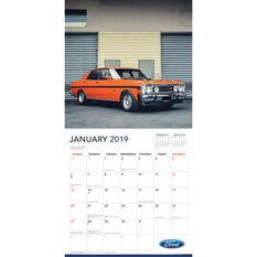 Ford ClassicsSquare 2019 Calendar, , scaau_hi-res