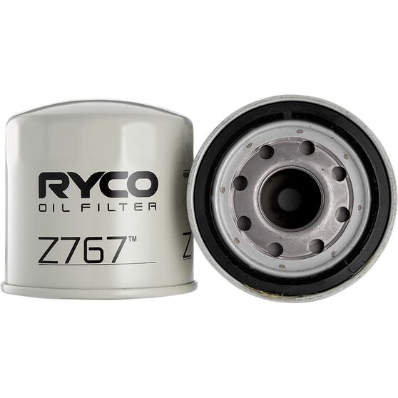 Ryco Oil Filter - Z767, , scaau_hi-res