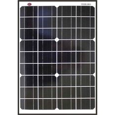 KT Cables 12V 20W Solar Panel Charger, , scaau_hi-res