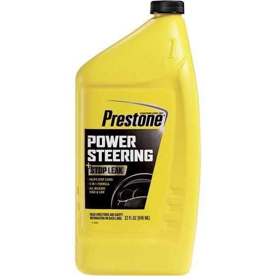 Prestone Power Steering Fluid & Stop Leak - 946mL, , scaau_hi-res