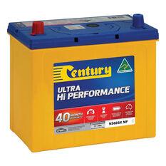 Century Ultra Hi Performance Car Battery NS60SX MF, , scaau_hi-res