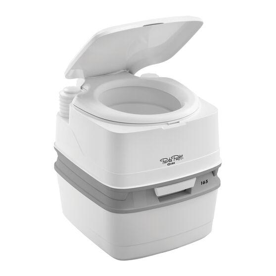 Thetford Portable Toilet - Porta Potti, Qube 165, , scaau_hi-res