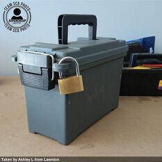 SCA Ammunition Style Plastic Case, , scaau_hi-res