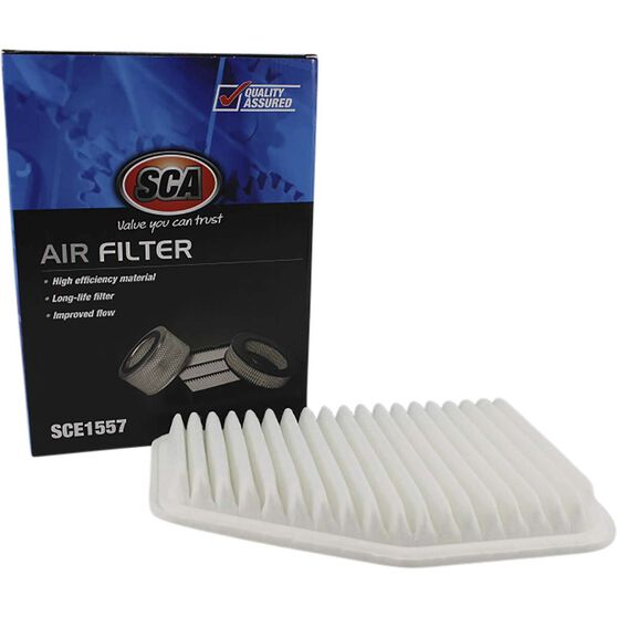 SCA Air Filter SCE1557 (Interchangeable with A1557), , scaau_hi-res