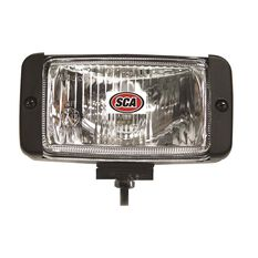 Driving Light Kit - 55W, Eclipse, 144mm x 74mm, Rectangle, 2 Pack, , scaau_hi-res