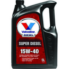 Valvoline Super Diesel Engine Oil -15W-40 5 Litre, , scaau_hi-res