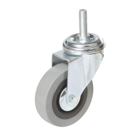 SCA Caster Wheel - 75 x 20mm, Plastic, Swivel, , scaau_hi-res