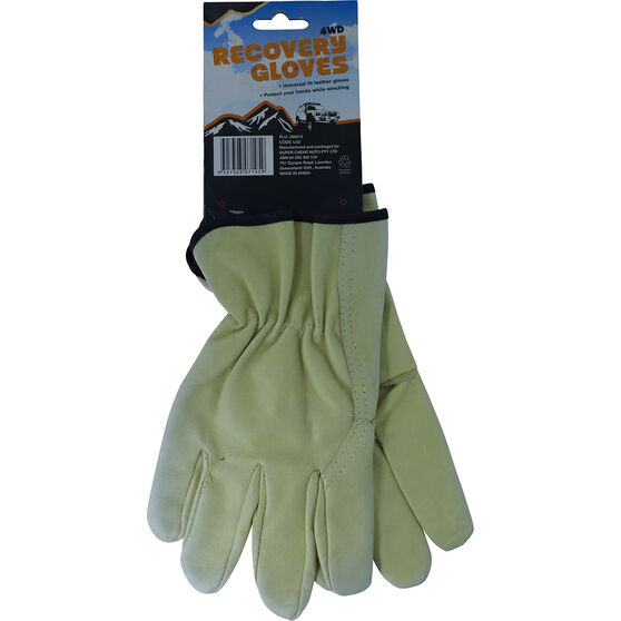 Ridge Ryder 4WD Recovery Gloves, , scaau_hi-res