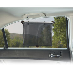 SCA Rolling Window Shade - Black, Single, , scaau_hi-res