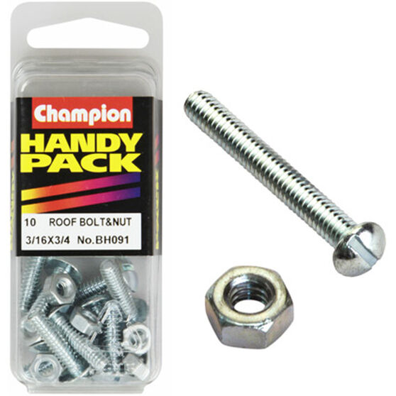 Champion Roofing Bolts - BH091, , scaau_hi-res