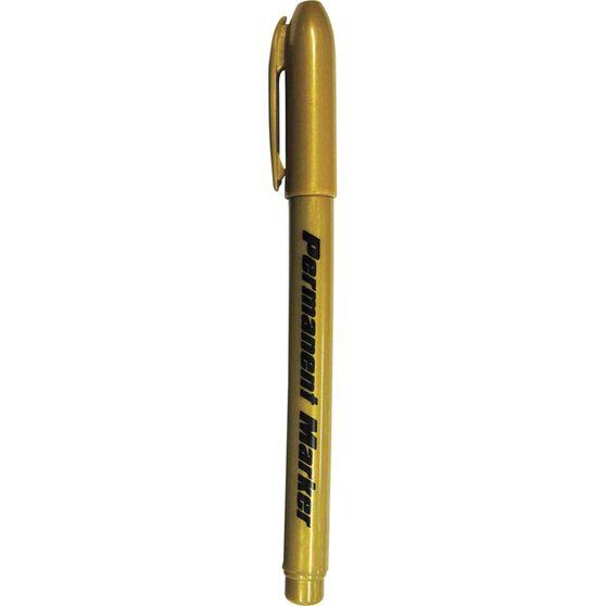 Permanent Marker - Gold, , scaau_hi-res