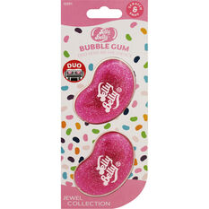 Jelly Belly Jewel Air Freshener - Bubblegum, , scaau_hi-res