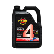 Penrite Small Engine 4 Stroke Engine Oil - SAE30, 2.5 Litre, , scaau_hi-res