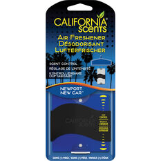 California Scents Air Freshener - New Car, , scaau_hi-res