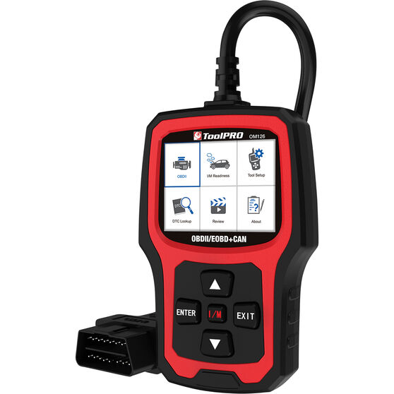 ToolPRO Auto Diagnostic Scanner - OBD2 and CAN, , scaau_hi-res