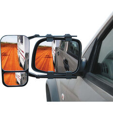 Ridge Ryder Heavy Duty Dual View Towing Mirror, , scaau_hi-res