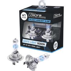 Calibre Headlight Globes White Light 5000k H7 12V 55W, , scaau_hi-res