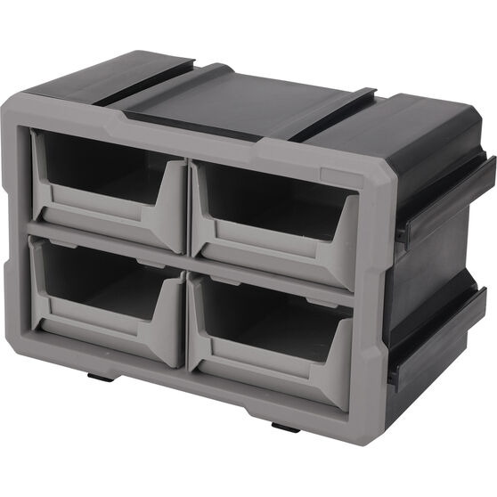 ToolPRO Connectable Organiser 4 Tray, , scaau_hi-res