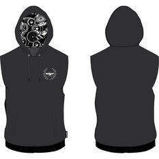 Bathurst Men's Sleeveless Hoodie, , scaau_hi-res