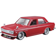 Die Cast Assembly model; 1971 Datsun 510 - 1:24 Scale Model, , scaau_hi-res