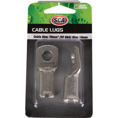 SCA Battery Cable Lugs - 70-10, , scaau_hi-res
