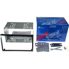 Universal Double DIN Mounting Kit, , scaau_hi-res